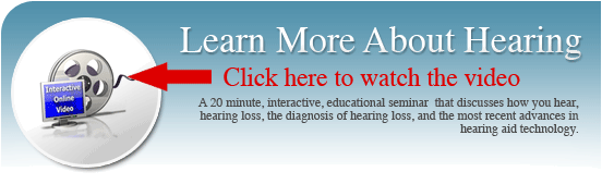 Video - Learn more about hearing loss